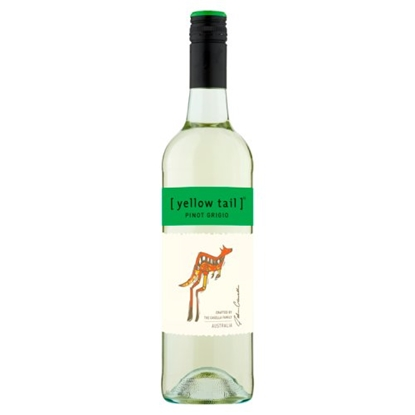 Picture of YELLOWTAIL PINOT GRIGIO 75CL X 6