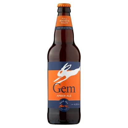 Picture of BATH ALES **GEM** 500ML X 8