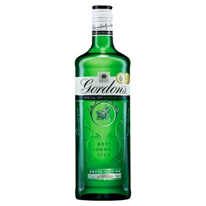 Picture of GORDONS GIN 70CL X 6         *