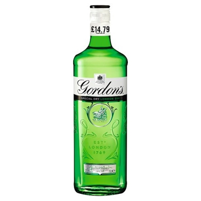 Picture of PM £14.49 GORDONS GIN 70CL X 6