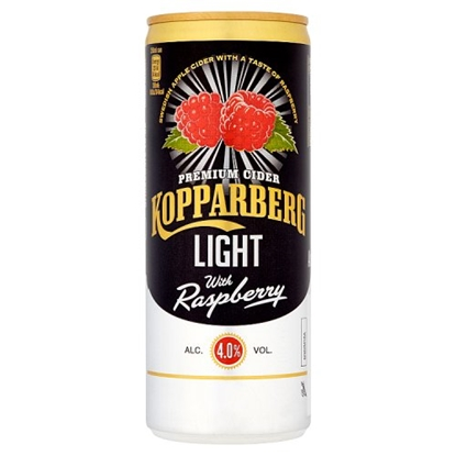 Picture of KOPPABERG MIXED FRUIT CANS 330ML 4PK X 6