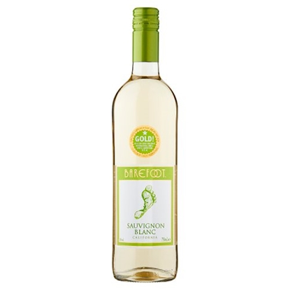 Picture of BAREFOOT SAUVIGNON BLANC 75CL X 6