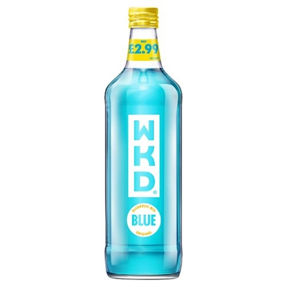 Picture of PM £2.99 WKD BLUE 70CLS X 6