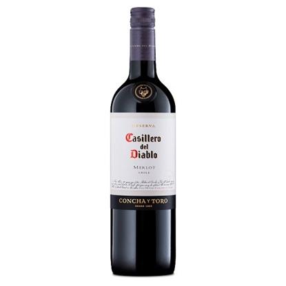 Picture of CASILLERO MERLOT 75CL X 6