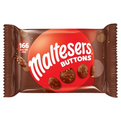 Picture of MALTEASERS BUTTONS 32G X 36