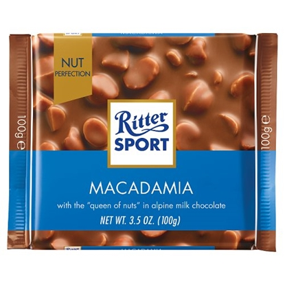 Picture of RITTER MACADEMIA 100G X 11