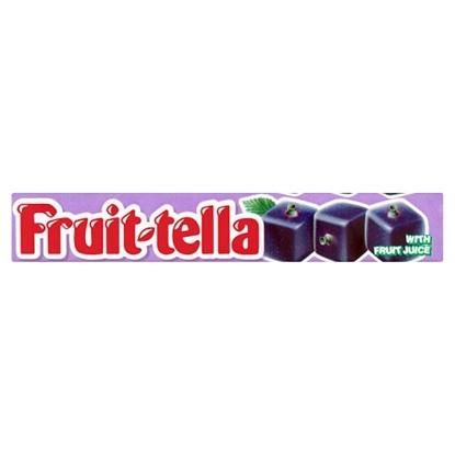 Picture of FRUITELLA BLACKCURRANT X 40
