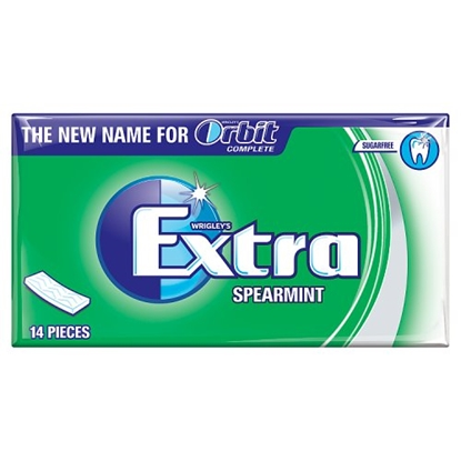 Picture of EXTRA *SOFT* SPEARMNT GREEN X 12