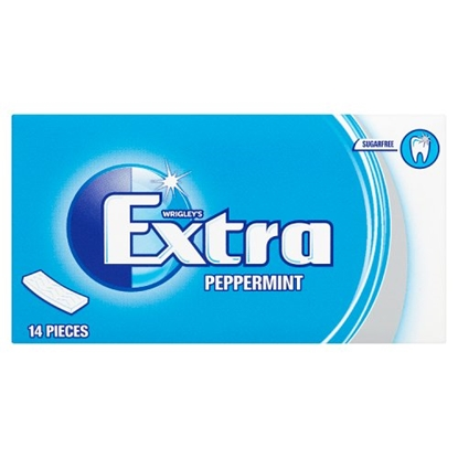 Picture of EXTRA *SOFT* PEPPERMINT BLUE X 12