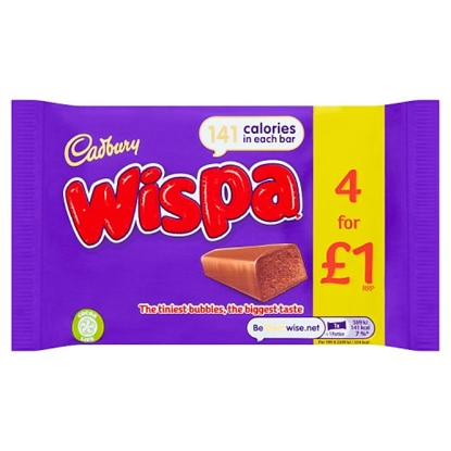 Picture of WISPA 4 PACK X 11