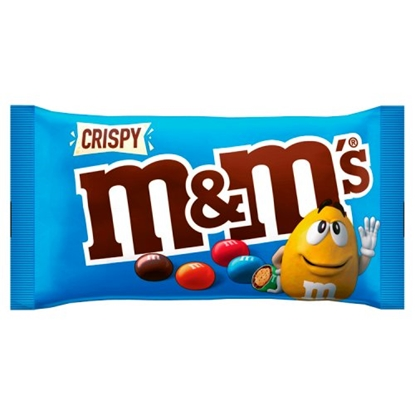 Picture of M&M'S CRISPY STD X 24