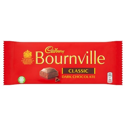 Picture of BOURNVILLE 180G X 18