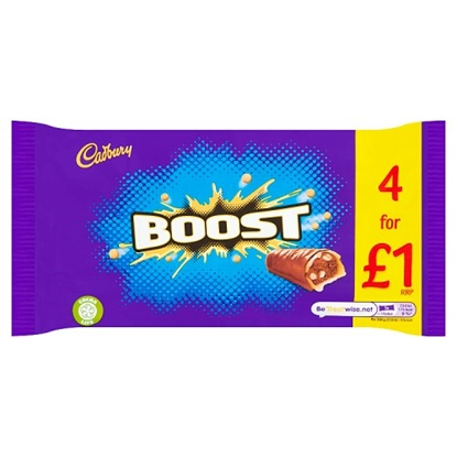 Picture of PM £1 BOOST 4PK X 9