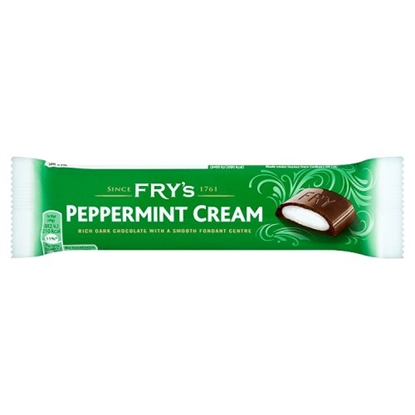 Picture of FRYS PEPPERMINT CREAM (GREEN) X 48