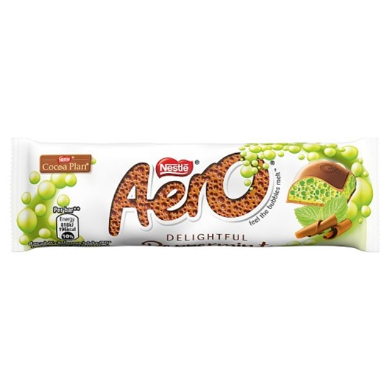 Picture of AERO PEPPERMINT BAR STD x24