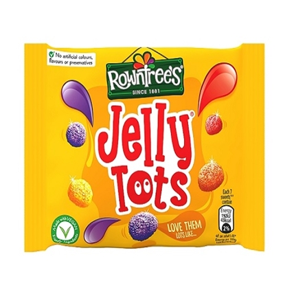 Picture of JELLY TOTS 42G X 36