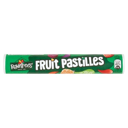 Picture of FRUIT PASTILLES ROLLS X 32