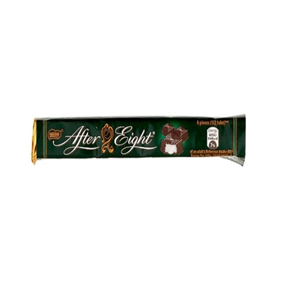 Picture of AFTER EIGHT BITESIZE MINT 60G X 36