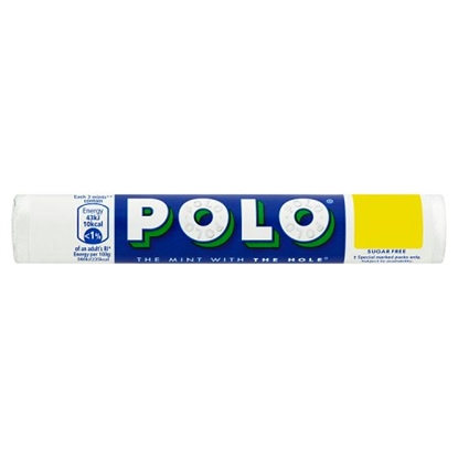 Picture of PM *2 FOR £1* POLO SUGAR FREE 33.4G X 32