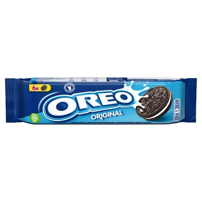 Picture of OREO VANILLA 6 PACK 66G x 20