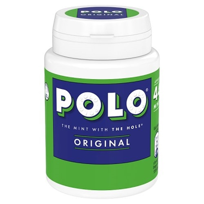 Picture of POLO MINTS ORIGINAL POT 65G x 6
