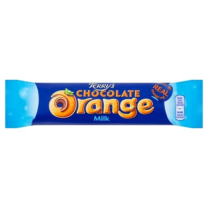 Picture of TERRYS CHOCOLATE ORANGE BAR X 30