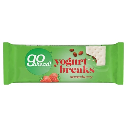Picture of GO AHEAD STRAWBERRY YOGHURTx24