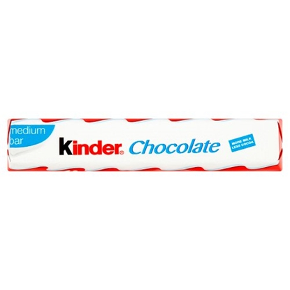 Picture of KINDER CHOCOLATE  BAR X 36