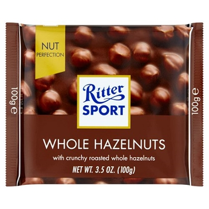 Picture of RITTER WHOLE HAZELNUT  X 12