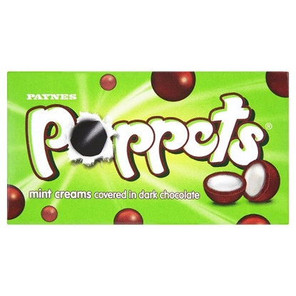 Picture of POPPETS MINT CREAM CARTONS x36