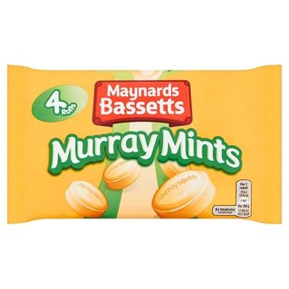 Picture of MAYNARD BASSETTS MURRAY MINTS 4PK 180G X 9