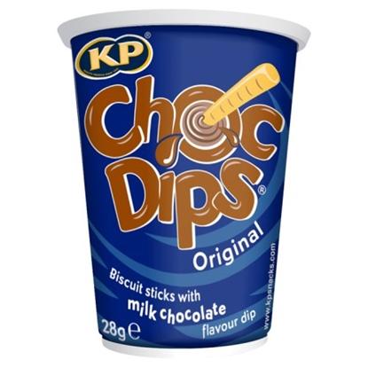 Picture of KP CHOC DIPS **ORIGINAL** X 12
