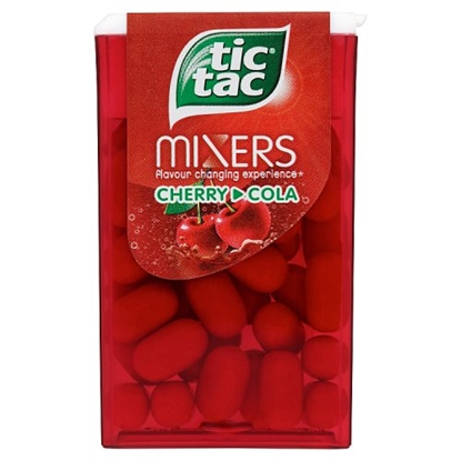 Picture of TIC TAC CHERRY COLA X 24