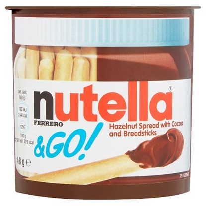 Picture of NUTELLA & GO **DIP** 48G X 12