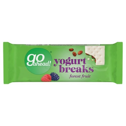 Picture of GO AHEAD FOREST FRUIT YOGHURT x 24