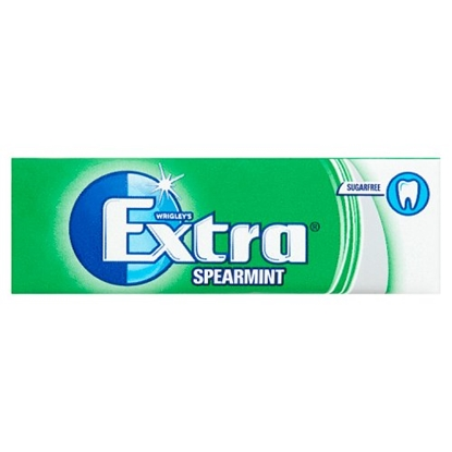 Picture of WRIGLEYS EXTRA SPEARMINT GREEN X 30