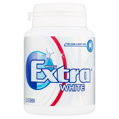 Picture of WRIGLEYS EXTRA WHITE BOTTLE X 6