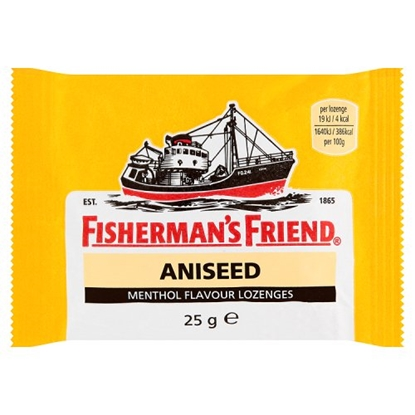Picture of FISHERMANS FRIEND ANISEED X 24