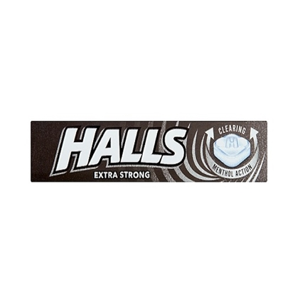 Picture of HALLS EXTRA STRONG X 20