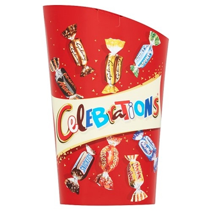 Picture of CELEBRATIONS *380G* X  6