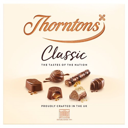 Picture of THORNTONS  *MDW * CLASSIC *123G* x 6