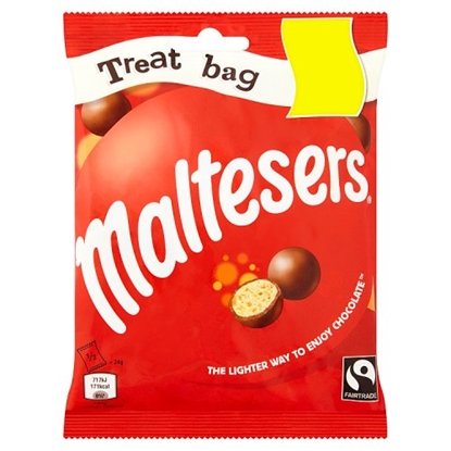 Picture of PM £1 MALTESERS TREAT BAG 68G X 24