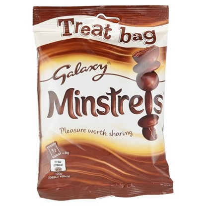 Picture of MINSTRELS TREAT 80G BAG X 20