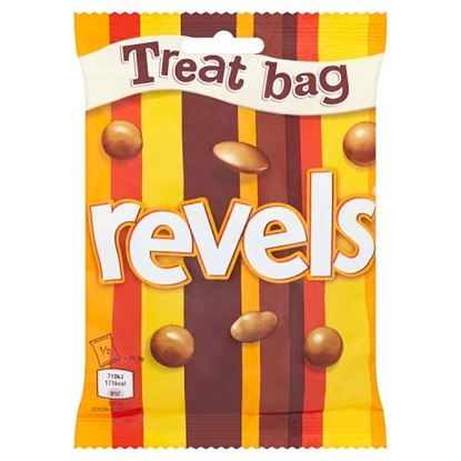 Picture of REVELS TREAT BAG 71G  X 20