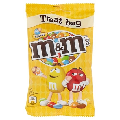 Picture of M&M'S NUT TREAT 82G BAG X 16