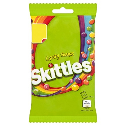 Picture of PM £1 SKITTLES SOURS 125G X 12