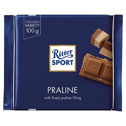 Picture of RITTER PRALINE 100G X 13
