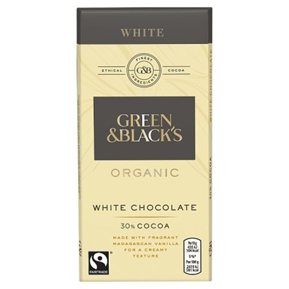 Picture of GREEN & BLACKS WHITE 90G X 15