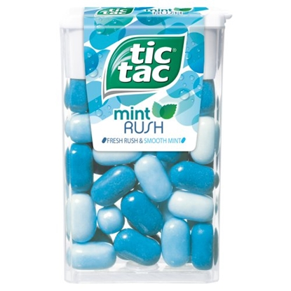 Picture of TIC TAC INTENSE MINT RUSH T24