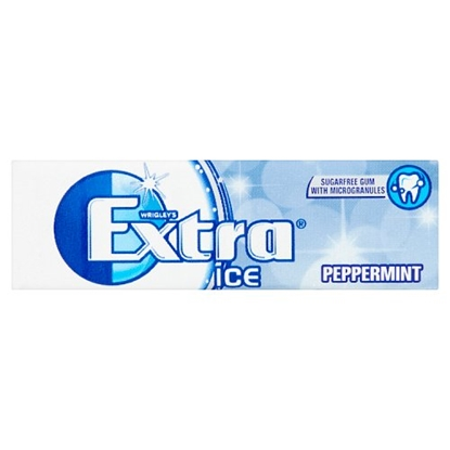 Picture of WRIGLEYS EXTRA ICE PEPPERMINT X 30